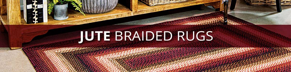 Jute Braided Rugs