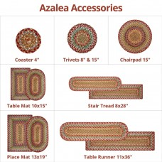Azalea Multi Color Jute Accessories