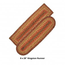 Kingston Jute Stair Tread or Table Runner
