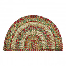 Harvest Half Moon Jute Braided Rugs