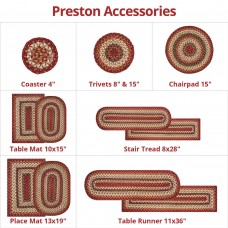 Preston Ultra Wool Braided Accessories
