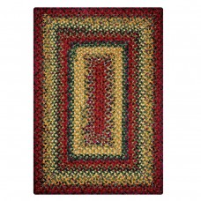 Neverland Multi Color Cotton Braided Rugs