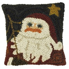 "12"" x 12"" Here Comes Santa Pillows"