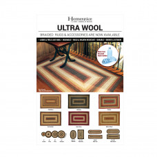 Ultra Wool Poster 12x18