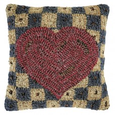 "Love Note Pillow 12"" x 12"""