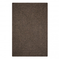 Burnished Brown Ultra Durable Braided Rugs