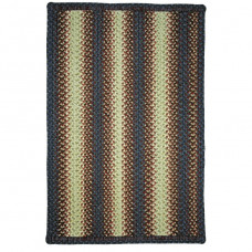 "20"" x 30"" Rocky Trail Outdoor Slims Braided Rugs"