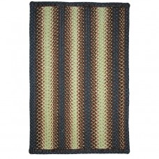 """20"""" x 30"""" Rocky Trail Outdoor Slims Braided Rugs"""