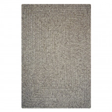 Slate Outdoor Braided Rugs