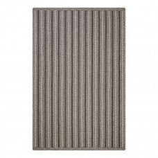 Farmington Avenue Grey Ultra Durable Braided Rugs