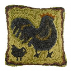 "12"" x 12"" Mother Hen Pillows"