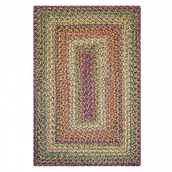Rainforest Multi Color Ultra Durable Braided Rugs