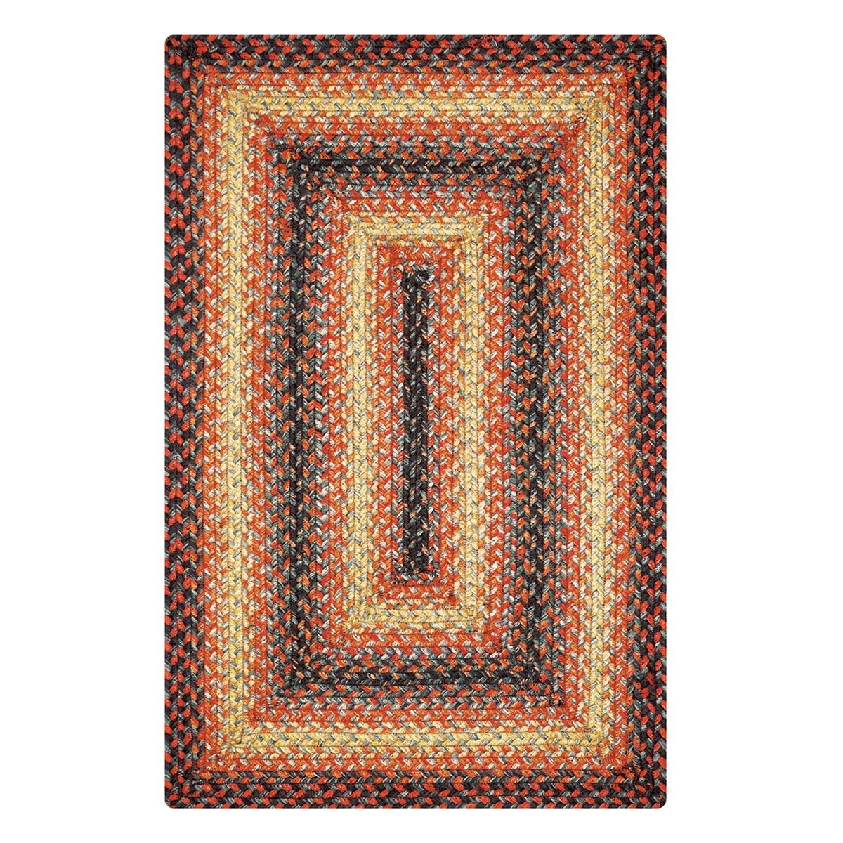 Fireside Jute Braided Rugs