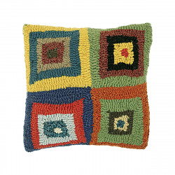 12 x 12'' Squares Brights pillow
