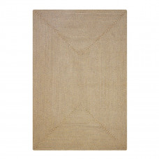 Biscuit Brown Ultra Durable Braided Rugs