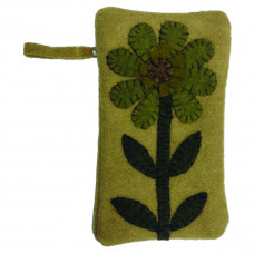 Chelsea Lime Pouch