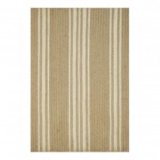 Granger Farmhouse Beige Jute Braided Rugs