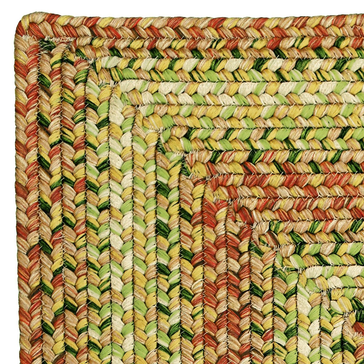 Hooked Chair Pads Home / Rugs / Coastal Braids / Tuscany Outdoor Braided Rugs