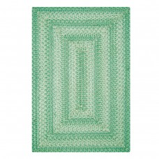 Seaglass Green Ultra Wool Braided Rugs