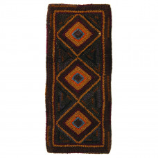 """12"""" x 29"""" Homestead Hand Hooked Table Runners"""