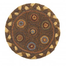 "15"" x 15"" In Circles Chairpad"