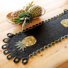 14 x 40'' Pineapple Table Runner