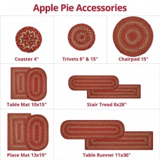 Apple Pie Red Jute Accessories