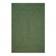 Fern Green Ultra Durable Braided Rugs