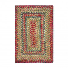 Graceland Multi Color Jute Braided Rugs