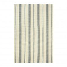 Cloud Camden Stripe Light Grey Ultra Wool Rugs