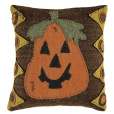 "Trick Or Treat Pillow 12"" x 12"""