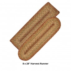 Harvest Jute Stair Tread or Table Runner