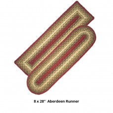 Aberdeen Jute Stair Tread or Table Runner