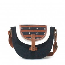 Obsidian Cross Body