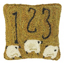 "12"" x 12"" Counting Sheep Pillows"