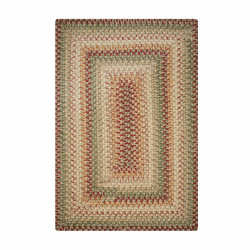 Heartland Multi Color Wool Braided Rugs
