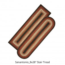 San Antonio Ultra Wool Stair Tread Or Table Runner