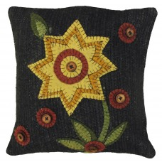 "12"" x 12"" Button Blooms Pillows"