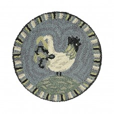 """15"""" Rooster Blues Chairpad"""