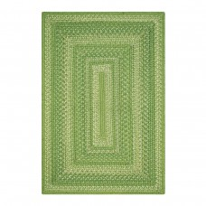 Meadow Green Ultra Wool Braided Rugs