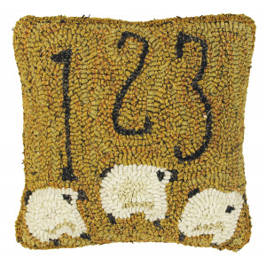 "12 x 12"" Counting Sheep Pillows"