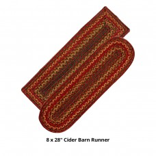 Cider Barn Jute Stair Tread or Table Runner