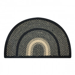 Manchester Half Moon Jute Braided Rugs