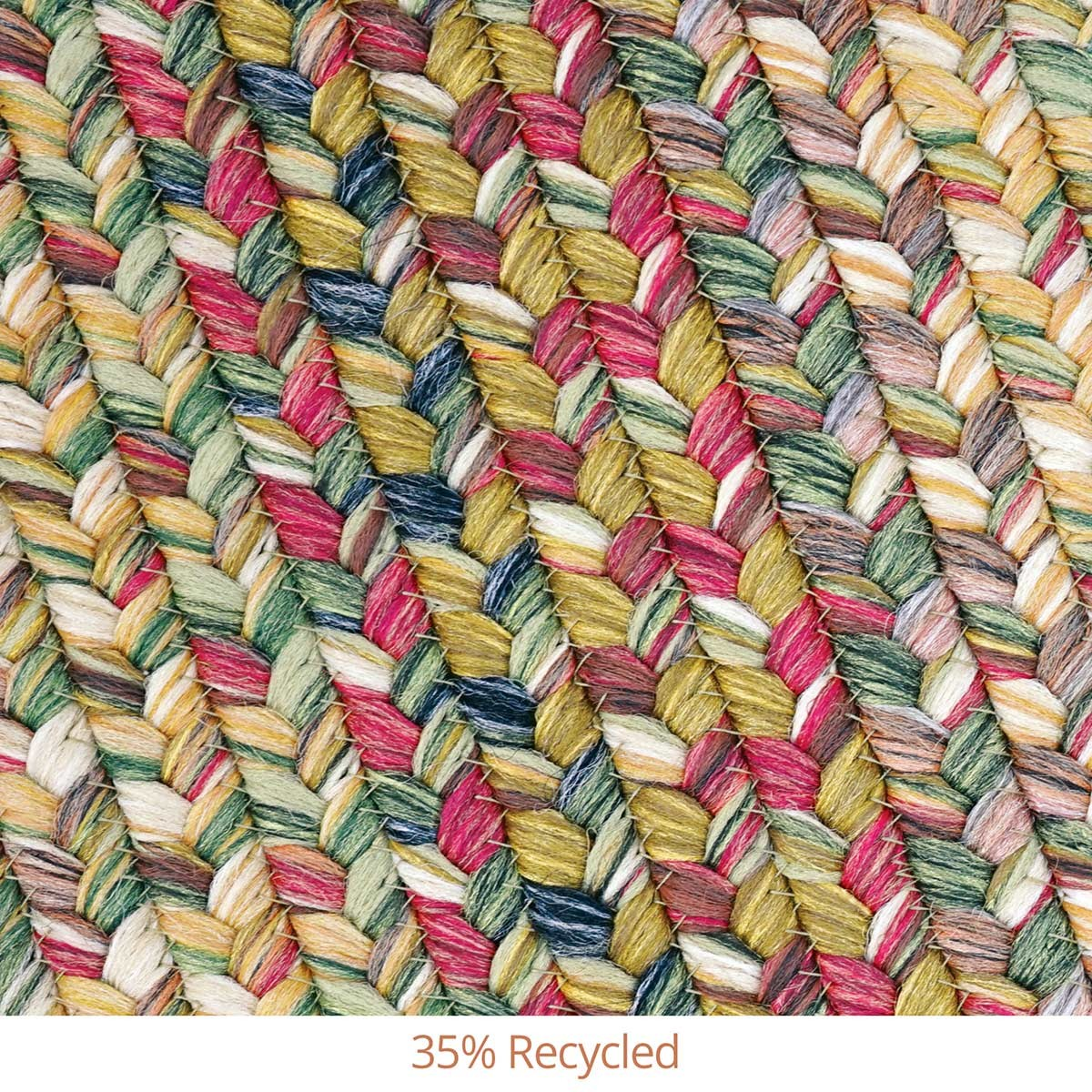 Buy Rainforest Multi Color Ultra Durable Braided Rugs  : rainforest multi color ultra durable braided rugs 70e from www.homespice.com size 1200 x 1200 jpeg 581kB