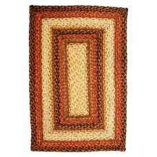 Russett Jute Braided Rugs