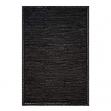 Exeter Horizon Black Mist Ultra Durable Braided Rugs
