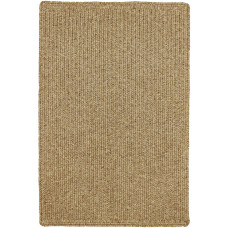 "20"" x 30"" Sepia Outdoor Slims Braided Rugs"
