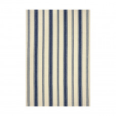 Seaside Camden Stripe Navy Blue Ultra Wool Rugs