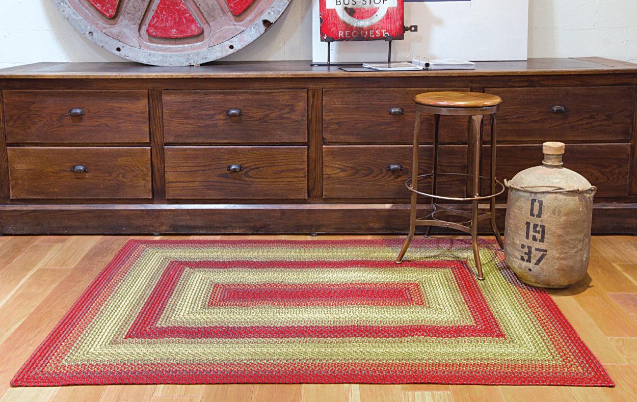 Flagstuff rugs
