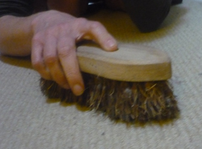rug cleaning brushes